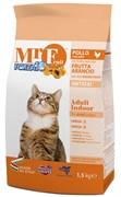 Forza Полноценный сухой корм для взрослых домашних кошек 1,5 кг