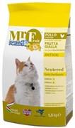 Forza Полноценный сухой корм для стерилизованных кошек 1,5 кг