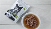 Полноценный корм для кошек Мясное ассорти с кроликом и овощами